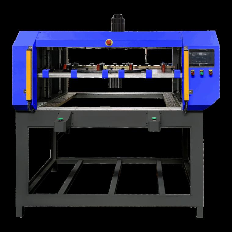 Manual Servo Waste-discharging Machine